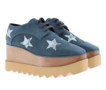 Elyse Star Sneakers Blue Sneakers