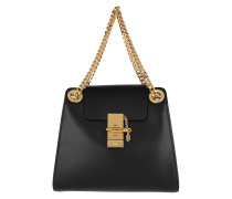 Umhängetasche Annie Shoulder Bag Mini Leather Black schwarz