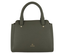 Ivy Tote Olive Green Tote