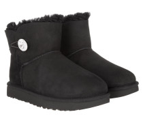 W Mini Bailey Button Bling Black Schuhe