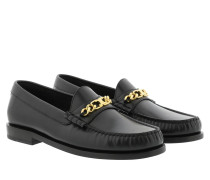 Schuhe Luco Triomphe Loafer Leather Black