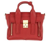 Satchel Bag Pashli Mini Red