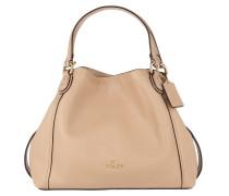 Satchel Bag Polished Leather Edie 28 Shoulder Beechwood