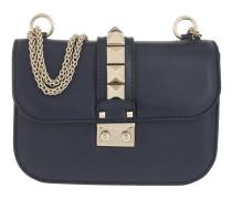 Rockstud Lock Shoulder Bag  Tasche