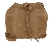 Bucket Bag Citrus/Natural Beige Beuteltasche