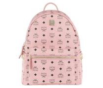 Stark Backpack Smd Soft Pink Rucksack