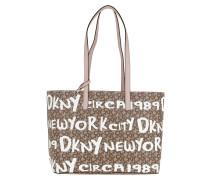 Tote Brayden MD Reversible Travel Bag Iconic Blush beige