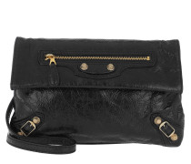 Giant Envelope Bag Mini Black