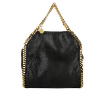Tote Mini Falabella 3Chains Tote Black Gold schwarz