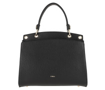 Tote Adele M Top Handle Bag Onyx schwarz