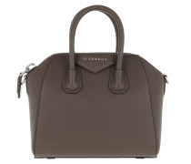 Antigona Mini Bag Heather Grey Tote