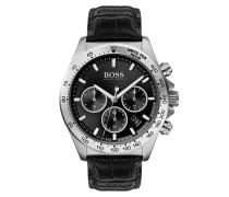 Uhr Chronograph Men Hero 1513752 Black