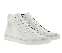 High Top Bedford Sneakers Optic White Sneakers