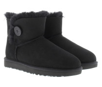 W Mini Bailey Button II Black Schuhe