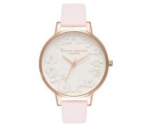 Uhr Watch Artisan Dial Rosé