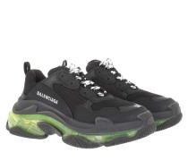 Sneakers Triple S Sneaker Black/Yellow