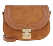Trisha Suede Small Shoulder Bag  Tasche