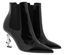 Opyum Ankle Boots Nero Schuhe