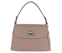 Chiara Mila Shoulder Bag Rose Satchel Bag