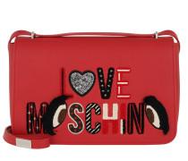 Love Shoulder Bag Red Tasche