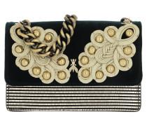 Umhängetasche Chain Crossbody Bag Self Green gold