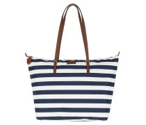 Tote Medium Tote Navy Stripe blau