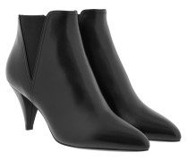Boots Chelsea Cropped Black