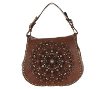 Bandoliera Media Laser Rivets Bag