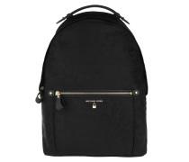 Rucksack Nylon Kelsey Large Backpack Black schwarz
