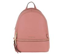 Rucksack Rhea Zip MD Backpack Rose rosa