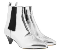 Dawell Ankle Boots Silver Schuhe