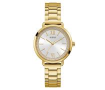 Uhr Women Quartz Watch Posh Gold