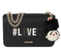 Love Shoulder Bag Nero Tasche