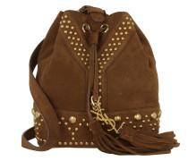 Small Y Bucket Bag Fox Beuteltasche