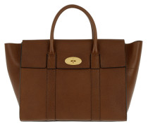 Tote Bayswater With Straps Leather Tote Oak braun