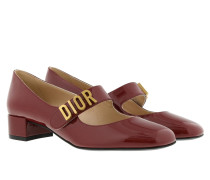 Pumps Baby-D Pumps 30 Leather Red rot