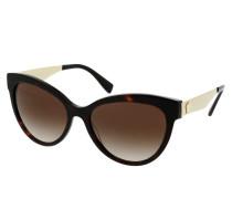 Sonnenbrille VE 0VE4338 57 108/13 braun