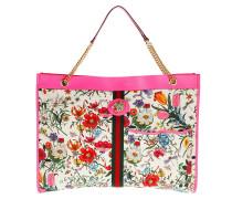 Shopper Rajah Maxi Tote Floral Print/Fuchsia bunt