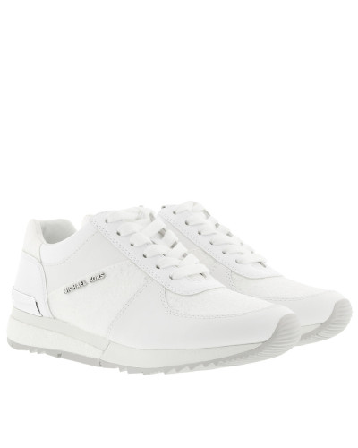 Michael Kors Damen Allie Wrap Trainer Optic White Sneakers Bilder Tot9Rw4