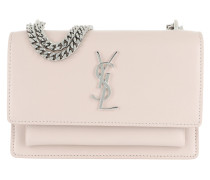 Monogram Sunset New Aspen Chain Wallet Light Pink Tasche