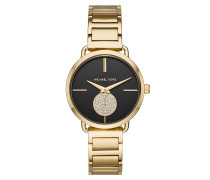 Portia Ladiesmetals Watch Gold Armbanduhr gold