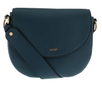 Rhea Nature Grain Shoulderbag Blue