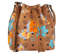 Essential Floral Print Drawstring Bag Small Beuteltasche