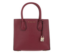 Mercer Messenger Medium Mulberry Tote