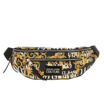 Gürteltasche Multi Printed Belt Bag Black/Gold schwarz