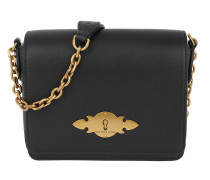 Brooke Chain Crossbody Bag Small Black Tasche