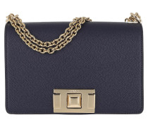 Umhängetasche Mimi' Mini Crossbody Bag Blue Notte
