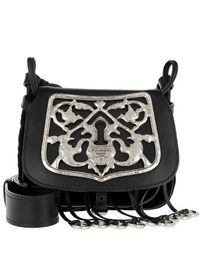 Prada Damen Crosaire Crossbody Bag Black Tasche Verkauf Beliebt 62vcUzsE