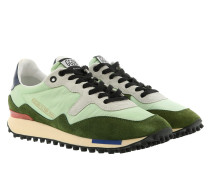 Sneakers Starland Sneakers Suede Green/Mint grün