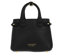 Baby Banner Black Tote
